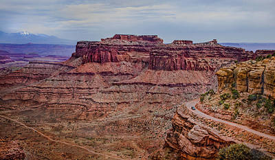 Photograph - Utah Canyon Country by James Woody