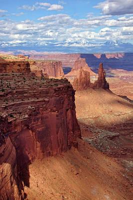 Photograph - Utah Canyons by Leda Robertson