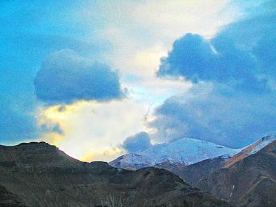 Photograph - Utah Mountains by Susan Vineyard