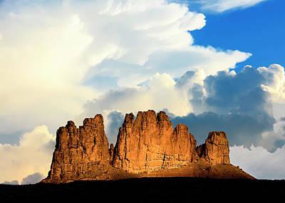 Photograph - Utah Rock Formation by Roy Nierdieck