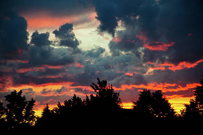 Photograph - Utah Sunset by Bryan Carter