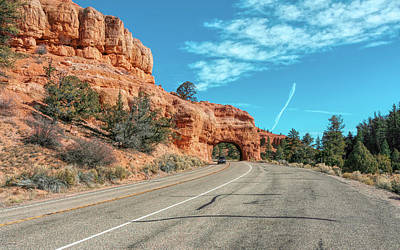 Photograph - Utah Surprises by John M Bailey