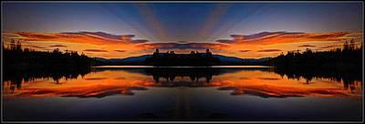 Photograph - Utica Sunrise 3 by Sherri Meyer