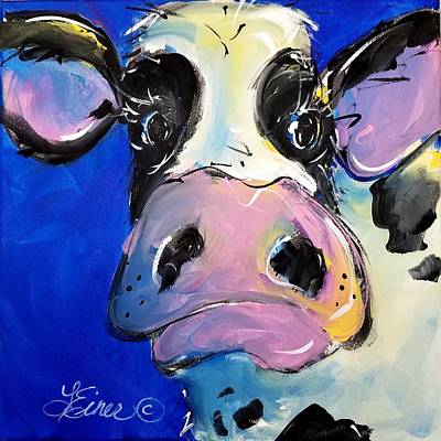 Painting - Utter Curiousity by Terri Einer