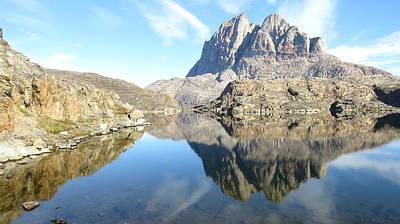 Photograph - Uumm Lake by David Rich