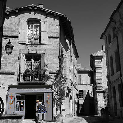 Photograph - Uzes 1c by Andrew Fare