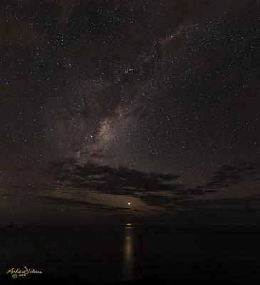 Astro Photograph - V E N U S - R I S I N G by Andrew Dickman