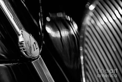 Photograph - V12 Zephyr by Dennis Hedberg