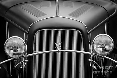 Photograph - V8 Coupe by Dennis Hedberg