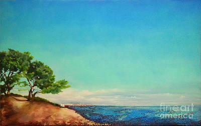 Painting - Vacanza Permanente by Maja Sokolowska