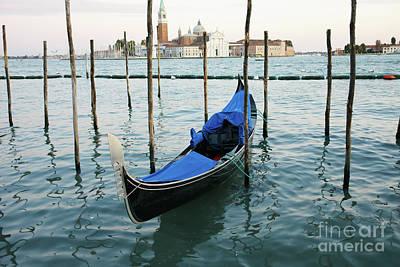 Wall Art - Painting - Vacation In Venice, Italy P2 by Anatoli Titarenko