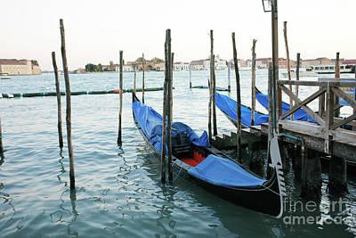 Wall Art - Painting - Vacation In Venice, Italy P3 by Anatoli Titarenko