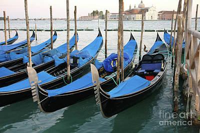 Wall Art - Painting - Vacation In Venice, Italy P1 by Anatoli Titarenko
