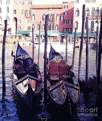 Wall Art - Painting - Vacation In Venice P3 by Aleks Titarenko