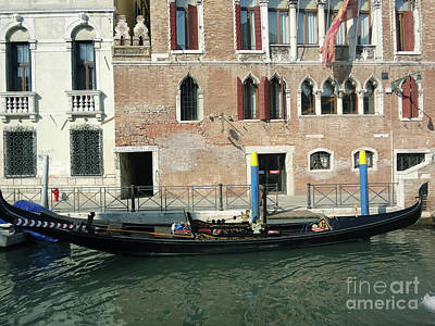 Wall Art - Painting - Vacation In Venice P4 by Aleks Titarenko