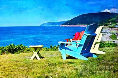 Photograph - Pleasant Bay by Tatiana Travelways