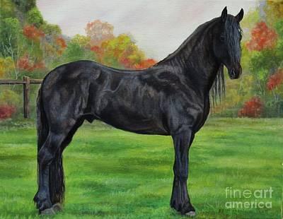Painting - Vador by Heidi Parmelee-Pratt