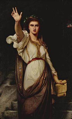Charles Landelle Painting - Vae Victoribus. Woe To The Victors by Charles Zacharie Landelle