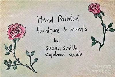 Painting - www.Suzn.us by Suzn Art Memorial