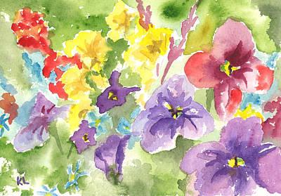Vail Flowers Original