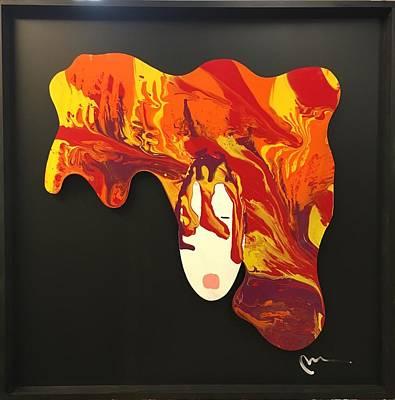 Painting - Vainglorious by Mac Worthington