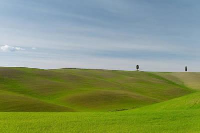 Photograph - Val D'orcia, Toscana by Mirko Chessari