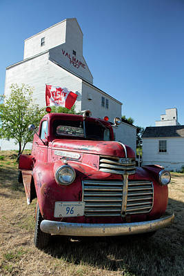 Photograph - Val Marie, Sk by David Buhler
