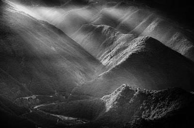 Photograph - Val Trebbia by Claudio Rancati