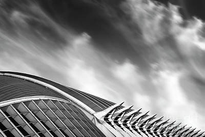 Of Art Photograph - Valencia 1 by Rod McLean