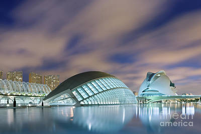 Of Art Photograph - Valencia 2 by Rod McLean