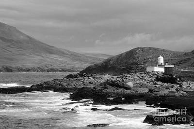 Photograph - Valentia Island Mono by Peter Skelton