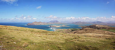Photograph - Valentia Island Panoramic by Scott Pellegrin