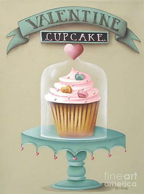 Valentine Cupcake Original
