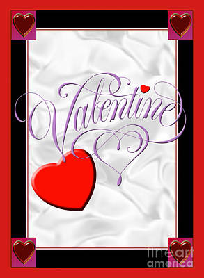 Advertising Archives - Valentine Script by Melissa A Benson