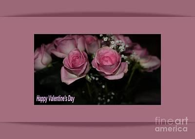 Valentine's Day Art Print by Kathleen Struckle