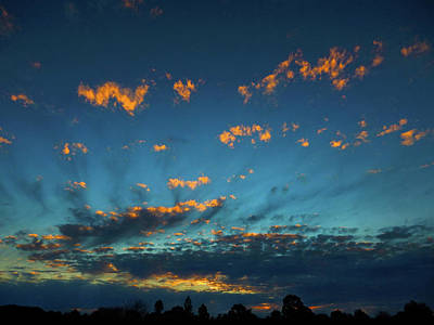 Photograph - Valentines Sunset by Mark Blauhoefer