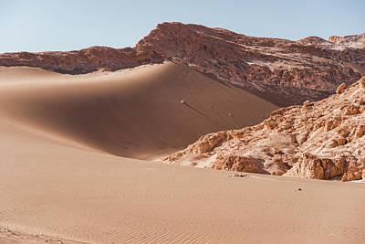 Photograph - Valle De La Muerte by Kent Nancollas
