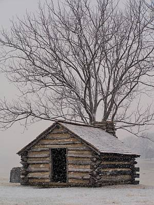Photograph - Valley Forge by Jewels Blake Hamrick