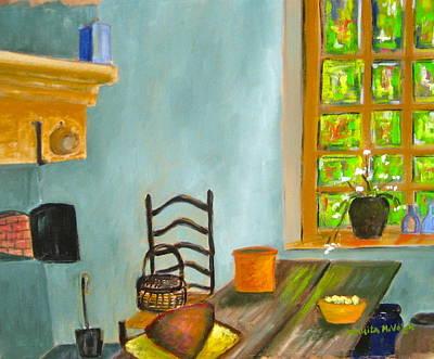 Valley Forge Kitchen Original by Marita McVeigh