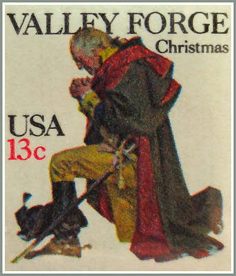Approval Painting - Valley Forge  by Lanjee Chee