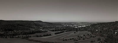Photograph - Valley by Miguel Winterpacht