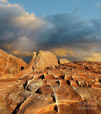 Photograph - Valley Of Fire Morning Light by Bob Christopher