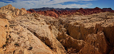 Photograph - Valley Of Fire by Ricky Barnard