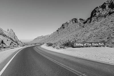 Photograph - Valley Of Fire State Park  by John McGraw