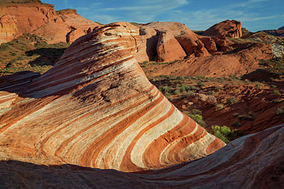 Photograph - Valley Of Fire Xiv by Ricky Barnard