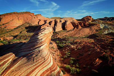 Photograph - Valley Of Fire Xx by Ricky Barnard