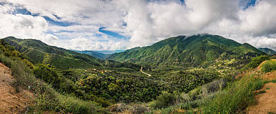 Photograph - Valley Of Promise by Bill Pevlor