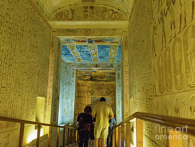 Photograph - Valley Of The Kings by Jim Hatch
