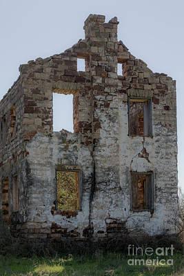 Photograph - Valley Spring Ruins - 2361 by Teresa Wilson