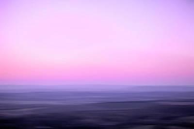 Valley Sunrise Art Print